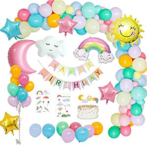 MMTX Decoraciones fiesta Cumpleaños Pastel,