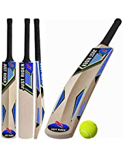 Just rider Popular Kashmir Willow 20-20 Cricket Bat (Size Number 7 for Age Group Above 15 Years)