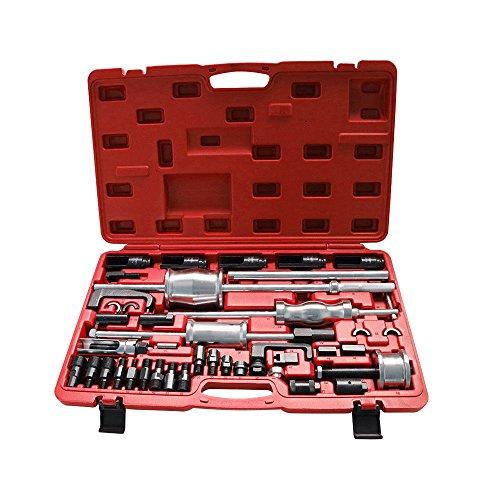 Preisvergleich Produktbild YUNRUX Universal Einspritzdüsen Werkzeug Diesel Injektoren Abizieher KFZ Injector Auszieher Werkzeug