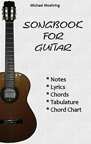 Songbook for Guitar eBook: Michael Möhring: Amazon.in: Kindle Store