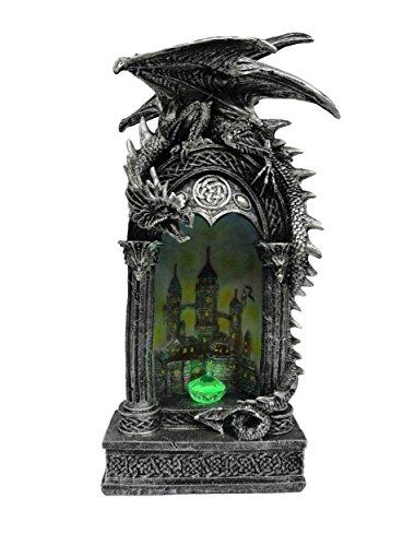 Figura luminosa–Dragon Eber
