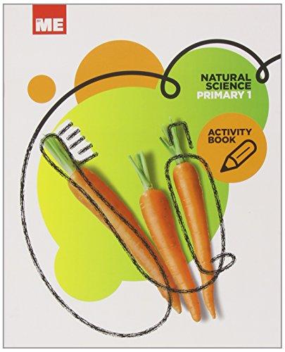 Natural science 1. Activity book por Jane Martín