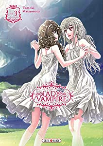 Lady Vampire Edition simple Tome 3