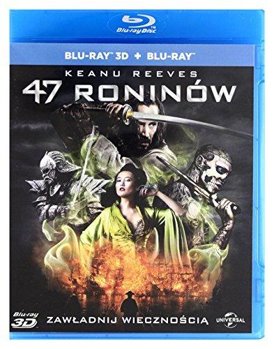 47 Ronin [Blu-Ray]+[Blu-Ray 3D] [Region B] (Deutsche Sprache. Deutsche Untertitel)