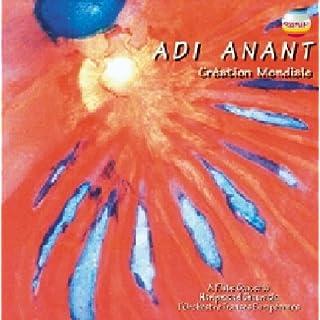 Adi Anant - Creation Mondiale