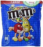 M&M´S Crispy / Knuspriger Cerealienkern in Milchschokolade / Großer Beutel zum Teilen für den dauerhaften Knabberspaß / 5er Pack (5 x 281g)