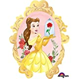 Amscan International 3484901 Beauty and The Beast Foil Balloon