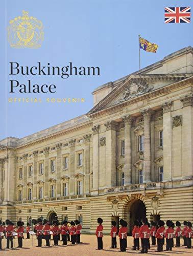 Buckingham palace official souvenir par Pamela Hartshorne