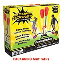 Stomp Rocket 20888 Duelling Kit (Multi-Colour)