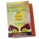 10 X 50g Al Fakher 50g Original KRÄUTER Shisha Wasserpfeife Shisha Pipes Grape Flavour