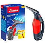 Vileda WindoMatic Power Elektro-Fenstersauger (WindoMatic + Spray Einwascher)