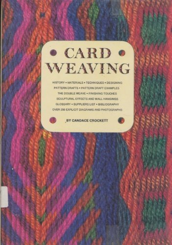 Card Weaving by Candace Crockett (1973-08-02)