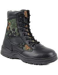 Mc allister bottines outddor camouflage - - Flecktarn, 41 EU