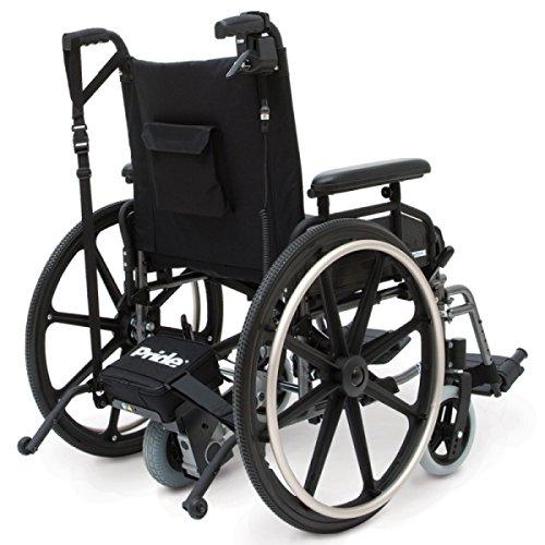 """Alpenmobil """"Powerglide"""" elektrischer Aufrüstsatz - Antriebshilfe für Rollstühle"""