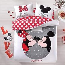 Funda Nordica Mickey Y Minnie 150.Funda Nordica Mickey Envio Gratis Amazon Es