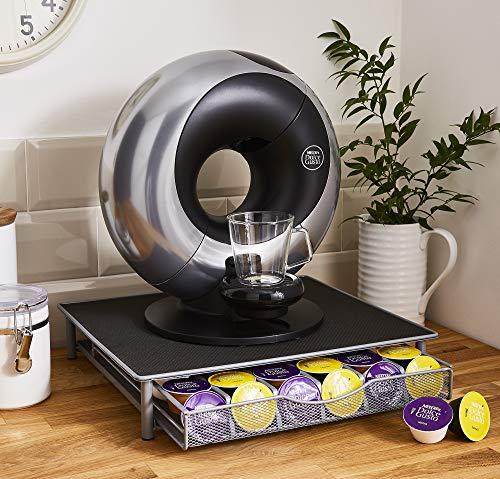 DIRECT ONLINE HOUSEWAR Ständer und Aufbewahrungsschublade für Kaffeekapseln von Dolce Gusto, für...