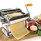 Jago - Máquina para hacer pasta, diferentes formas y 6 espesores