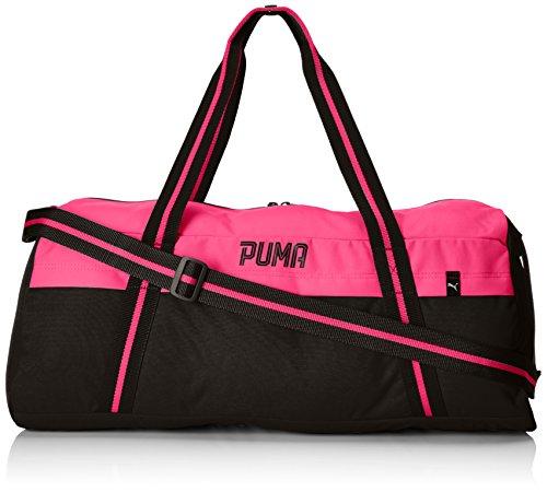 Puma Unisex Fundamentals Sports Bag Ii Sporttasche puma black-knockout pink