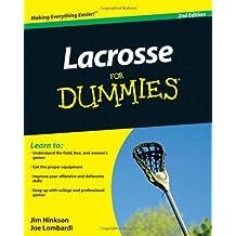 Lacrosse for Dummies