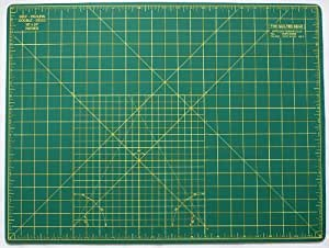 Self Healing Double Sided Quilting Cutting Mat 18 Quot X 24
