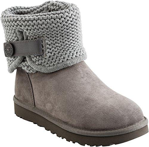 Ugg Shaina W, Bottes et boots women Grey