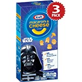 Kraft Macaroni au Fromage Star Wars - Multipack de 3 (3x156g)