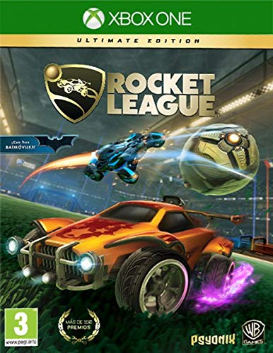 Rocket League Edición Definitiva