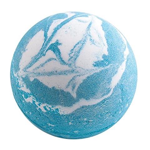 OVERMAL Organe De Sels De Bain En Mer Profonde Huile Essentielle De Perle De Bain Bain Moussant Bombes Ballon Naturel-Que