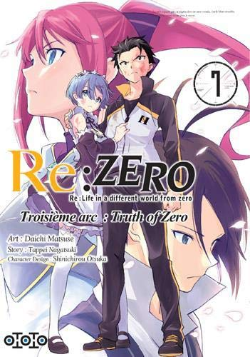 Re:Zero - Troisième Arc : Truth of Zero Edition simple Tome 7