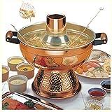 Appareil fondue poisson cuisine maison - Appareil a fondue chinoise electrique ...