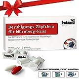 Alles für Nürnberg-Fans by Ligakakao.de Geschenk männer ist jetzt BERUHIGUNGS-ZÄPFCHEN