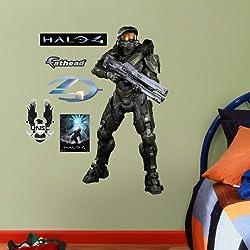 FATHEAD Master Chief Halo 4 Fathead Jr. Graphic Wall D cor