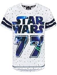 Star Wars - Camiseta de manga corta - Manga corta - para niño