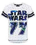 Star Wars 77 Boy's Baseball T-Shirt (11-12 Years)