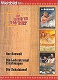 Der Seewolf Die Lederstrumpf Erzählungen/Die Schatzinsel