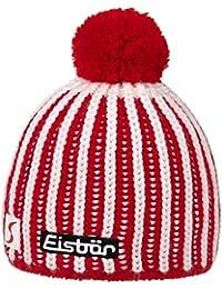 Tabea Skipool Berretto Pompon Eisbär berretto con pompon beanie da donna  beanie lavorato a maglia d31817725f71