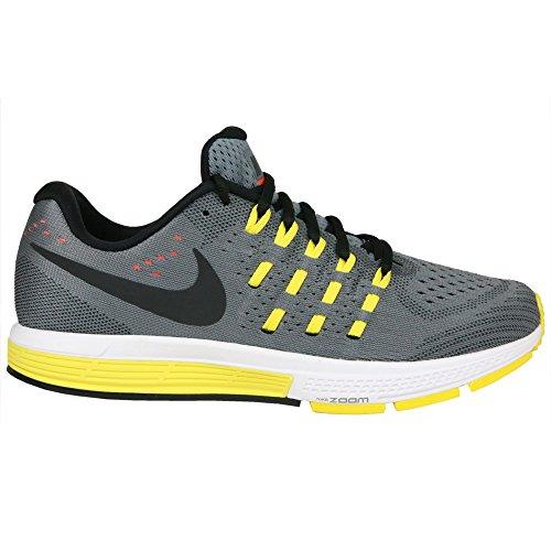 Nike Damen Wmns Air Zoom Vomero 11 Laufschuhe, Gris (CL Grey/Blk-Hypr Orng-OPT Yllw), 41 EU Nike Zoom Vomero Damen