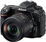 Nikon D500 Digitale Spiegelreflexkamera (20.9 Megapixel, 8 cm (3,2 Zoll) LCD-Touchmonitor, 4K-UHD-Video) Kit inkl. Nikkor AF-S DX 16-80mm 1:2;8-4 E VR ED Objektiv - 14
