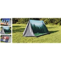 Redcliffs 3-4 Man Person Berth Tent in 3 Original Designs - Sunset, Forest, Jumping 14