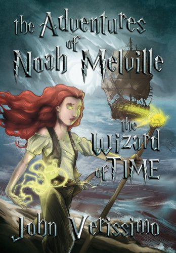 The Adventures of Noah Melville Cover Image