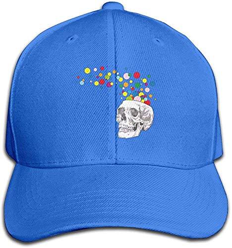 Candy Crush Saga Adult Denim Dad Solid Baseball Cap Hat Running