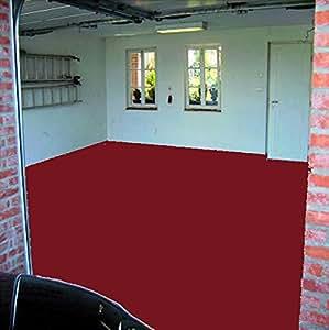 10kg ral 3011 schwedenrot rot garagenfarbe gl nzend. Black Bedroom Furniture Sets. Home Design Ideas