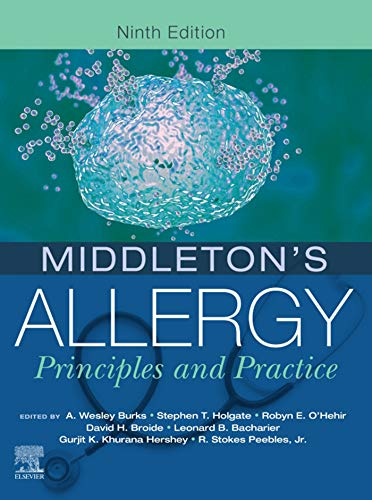 Middleton's Allergy E-Book: Principles and Practice (Middletons Allergy Principles and Practice) (English Edition)