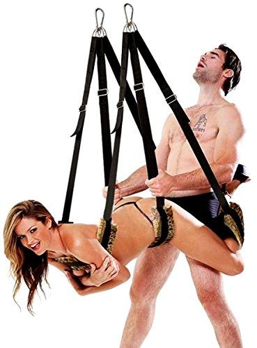 Sexschaukel für paare aufhängung, befestigung drehbar gestell. Liebesschaukel Leidenschaft Schaukel Paare.