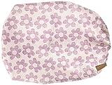 Melton Baby-Mädchen Kappe Bandana Haarband UV30+, Mehrfarbig (Very Grape 713), 51