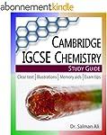 Cambridge IGCSE Chemistry Study guide...