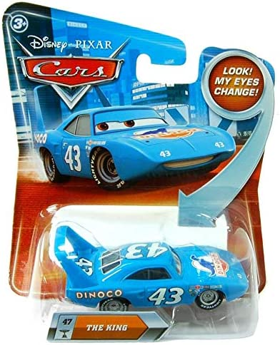 [2011 eyes move Disney Cars minicar / King! ] Out Out Out of print! (japan import) | à La Mode