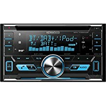 Kenwood DPX7000DAB 2DIN DAB-Tuner / Bluetooth / USB / CD-Receptor