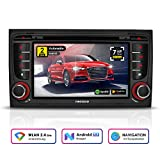 Autoradio Android NeotoneARX-740A per Audi A4 B6 8E / A4 B7 8E con CAN-Bus, GPS Navigation (European Card), supporto DAB+, Quad-Core, 4K Ultra HD Video, WLAN, Bluetooth, MirrorLink, RDS