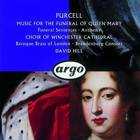 Purcell: Funeral Sentences for the death of Queen Mary II - The Queen's Funeral March (Procession)